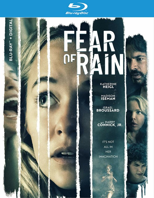 Fear of Rain (Blu ray)