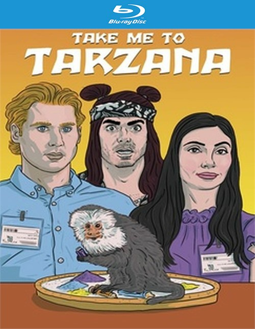 Take Me to Tarzana (Blu ray)