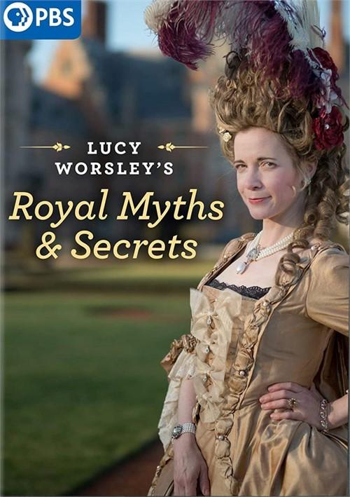 Lucy Worsleys Royal Myths And Secrets, Vol. 1