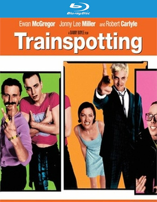 Trainspotting (Blu ray)