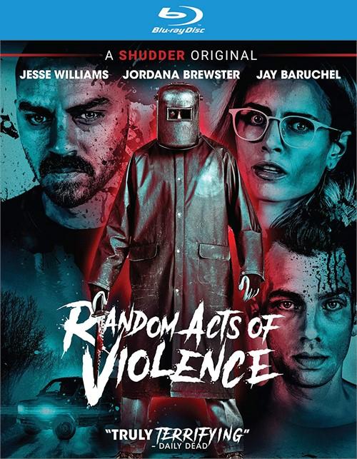 Random Acts of Violence (Blu ray)