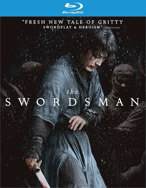 The Swordsman (Blu ray)