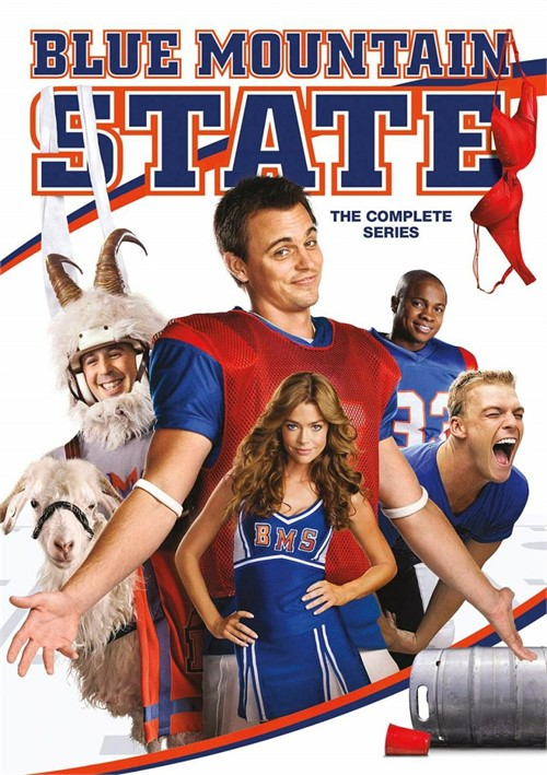 Blue Mountain State: The Complete Series