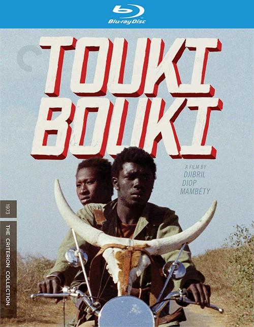 Touki Bouki (Criterion Collection Blu ray)