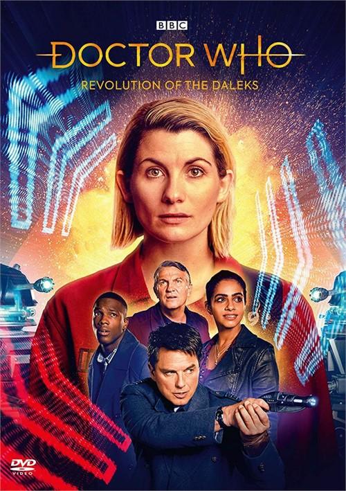 Doctor Who: Revolution of the Daleks (DVD)