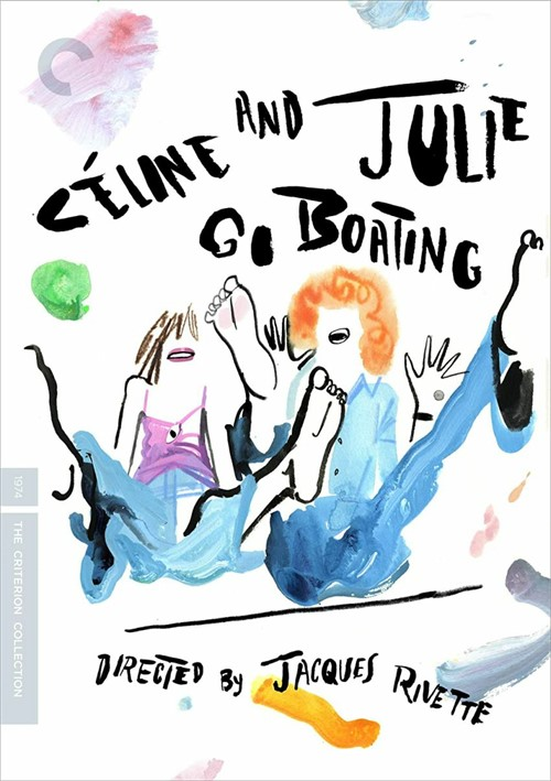 Celine and Julie Go Boating (The Criterion Collection DVD)