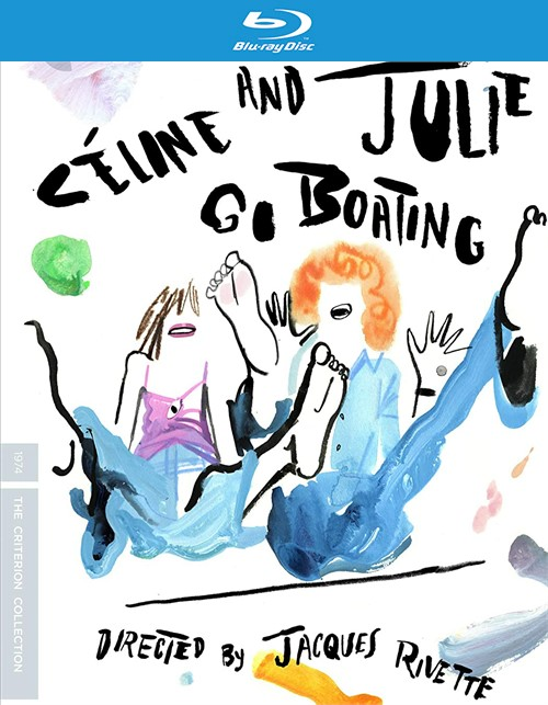 Celine and Julie Go Boating (The Criterion Collection Blu ray)