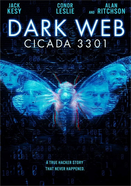 Dark Web: Cicada 3301 (DVD)