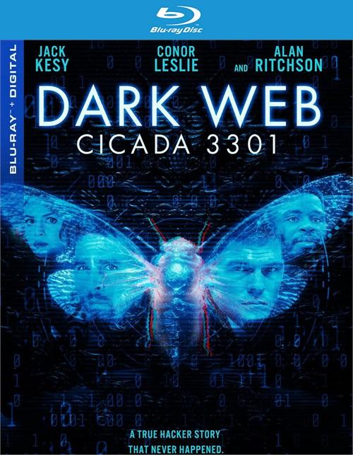 Dark Web: Cicada 3301 (Blu ray)