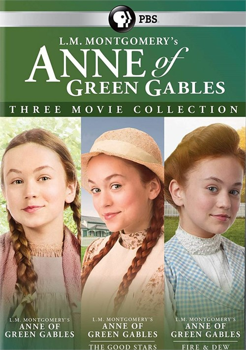 Anne of Green Gables: Three Movie Collection