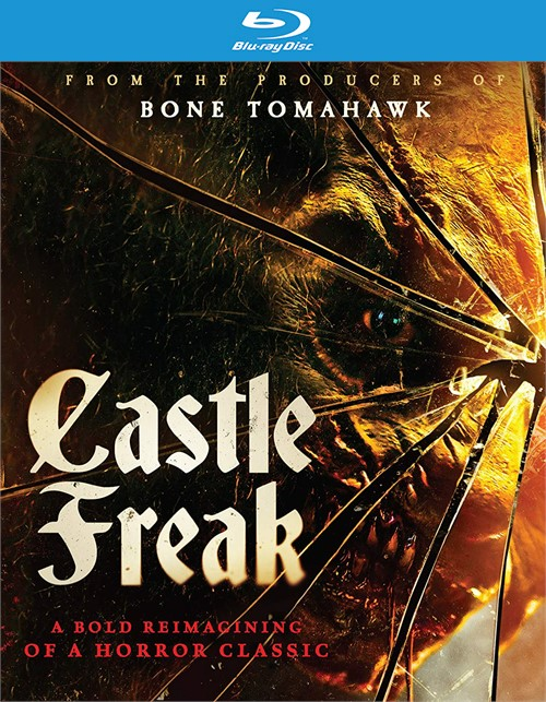 Castle Freak (Blu ray)