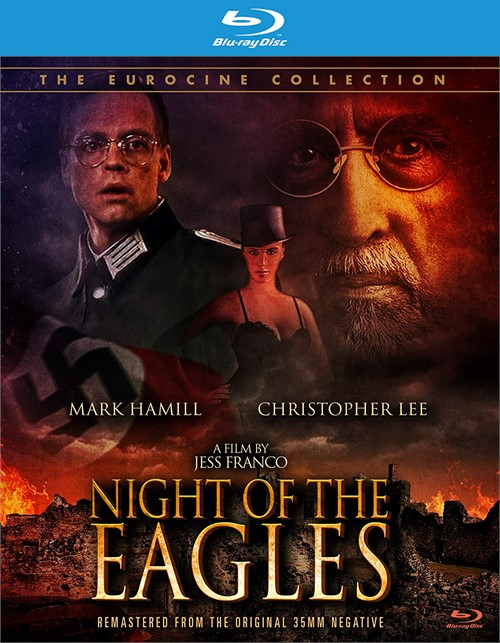 Night Of The Eagles (Blu ray)