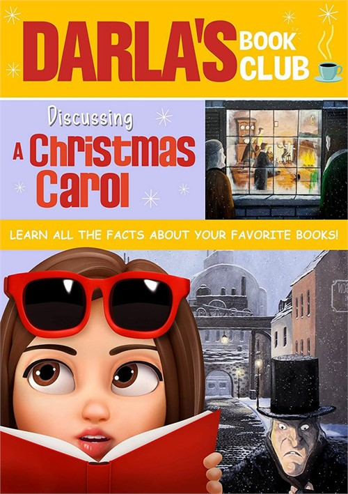 Darlas Book Club: Discussing A Christmas Carol