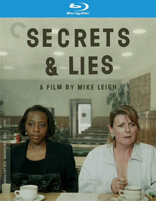 Secrets & Lies (The Criterion Collection Blu ray)