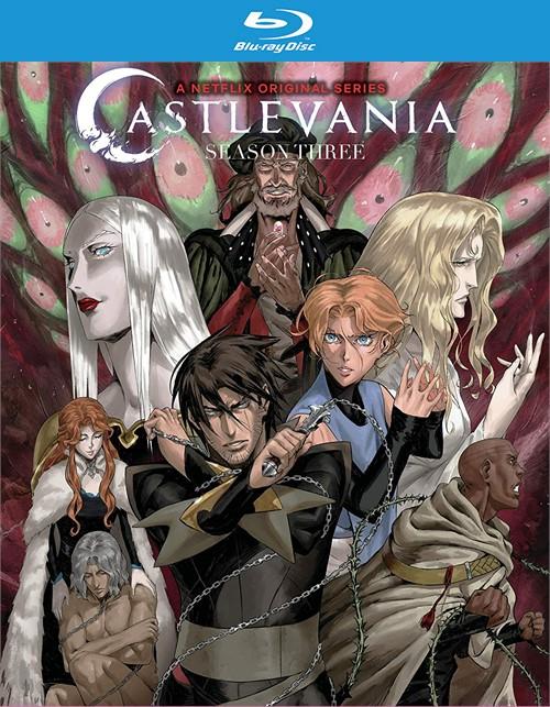 Castlevania Set 3 (Blu ray)