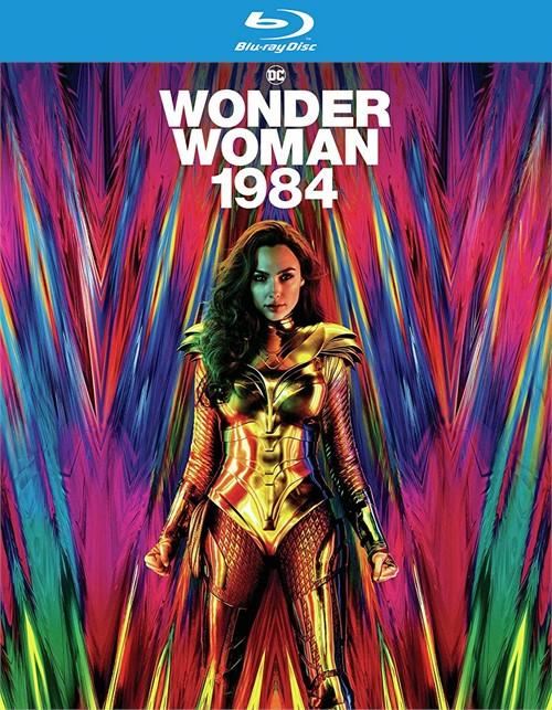 Wonder Woman 1984 (Blu ray)