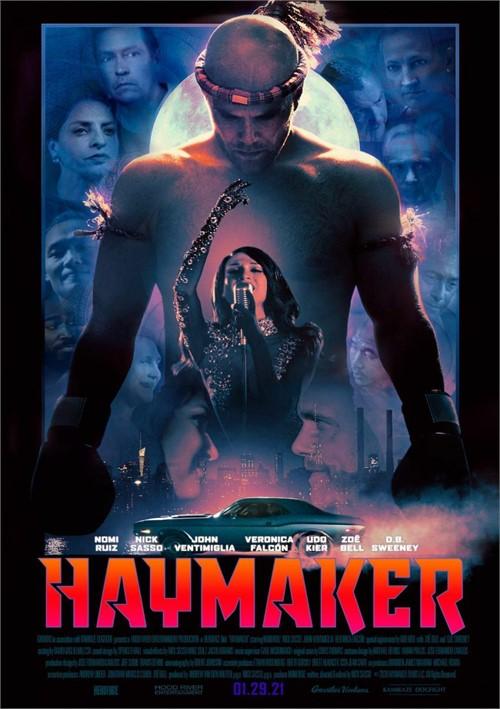Haymaker (DVD)