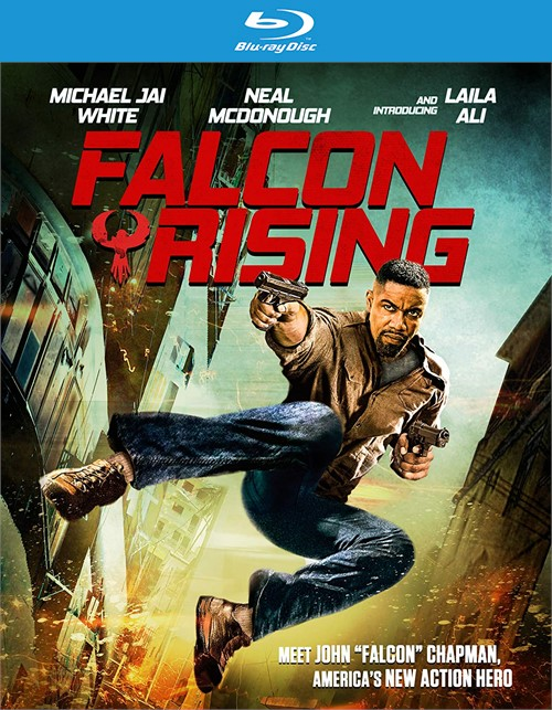 Falcon Rising (Blu ray)