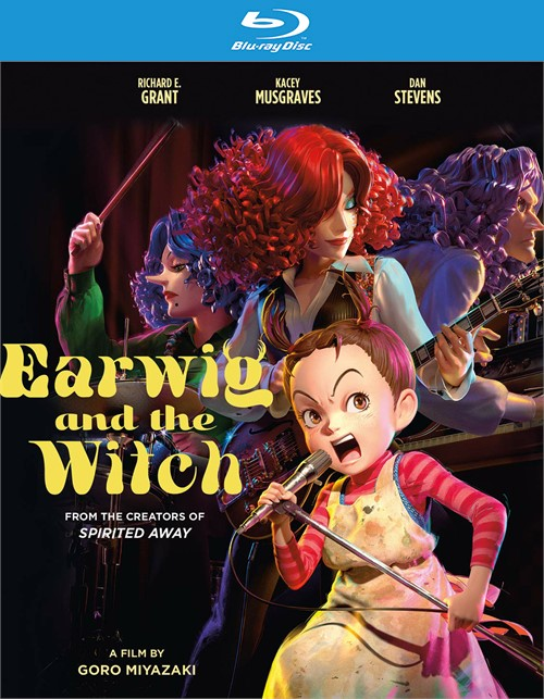 Earwig and the Witch (Blu ray)