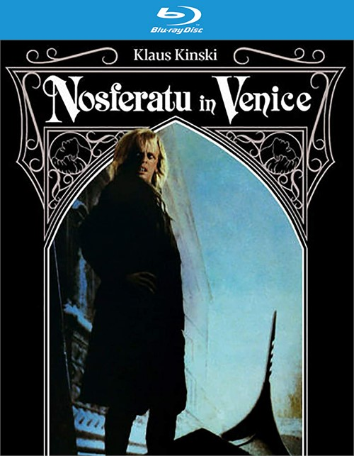 Nosferatu In Venice (Blu ray)