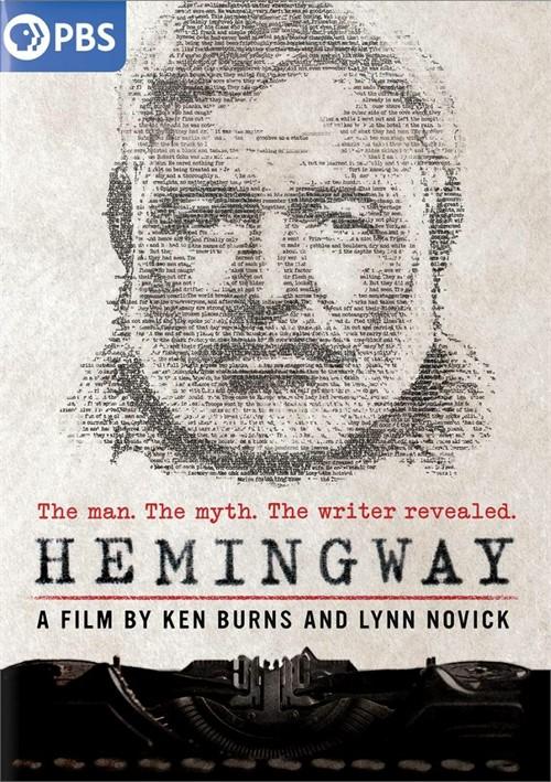 Hemingway: A Film by Ken Burns and Lynn Novick (DVD)