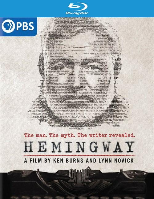 Hemingway: A Film by Ken Burns and Lynn Novick (Blu ray)