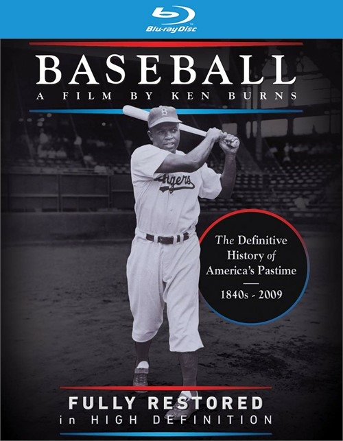 Baseball: A Film by Ken Burns Fully Restored in High Definition (Blu ray)