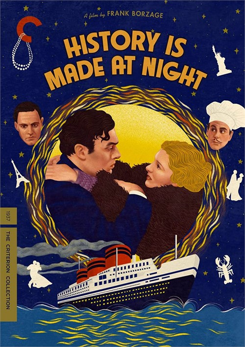 History is Made at Night (Criterion Collection DVD)