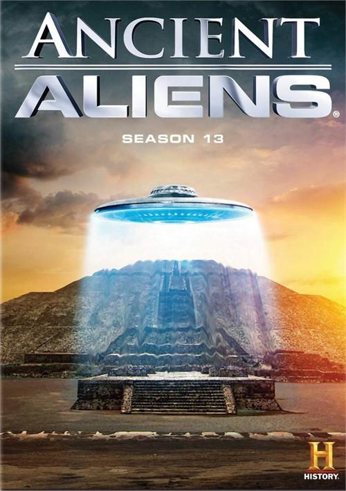 Ancient Aliens: Season 13 (DVD)