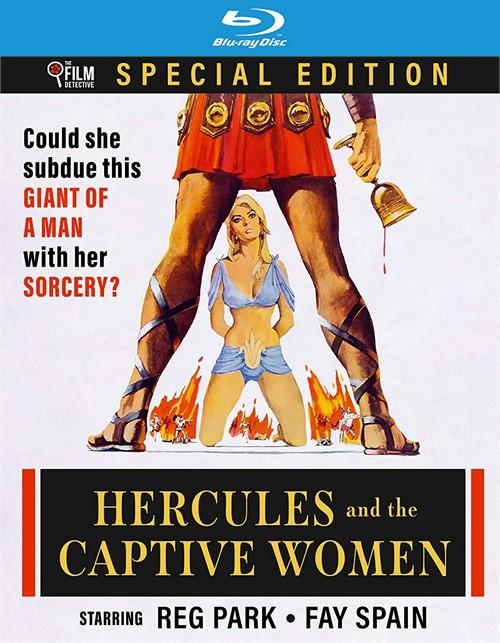 Hercules And The Captive Women (Blu ray)