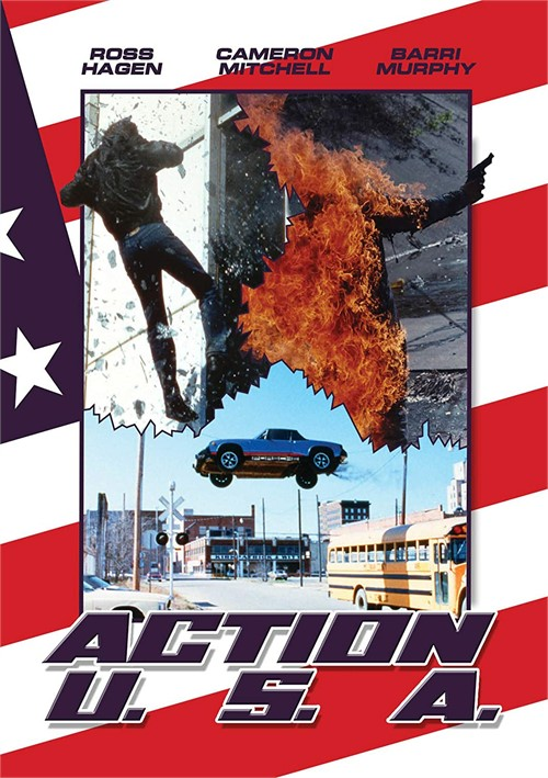 Action U.S.A. (DVD)