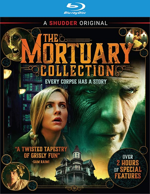 The Mortuary Collection (Blu ray)