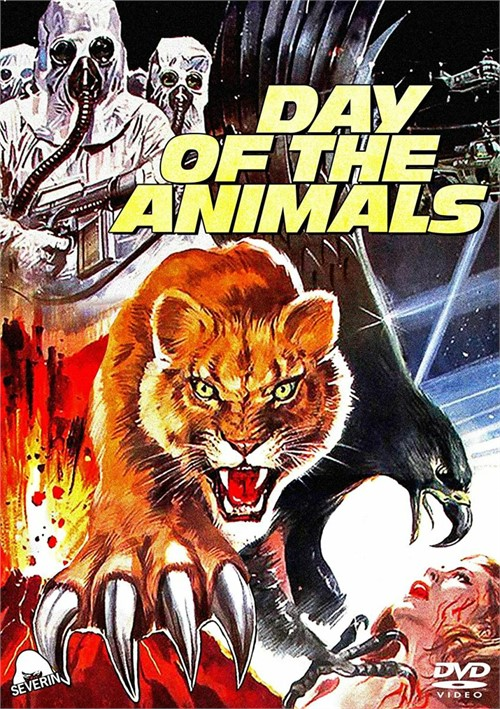 Day Of The Animals (DVD)
