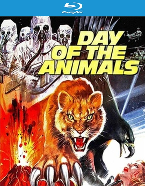 Day Of The Animals (Blu ray)