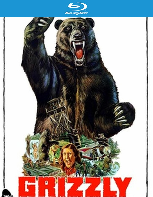 Grizzly (Blu ray)