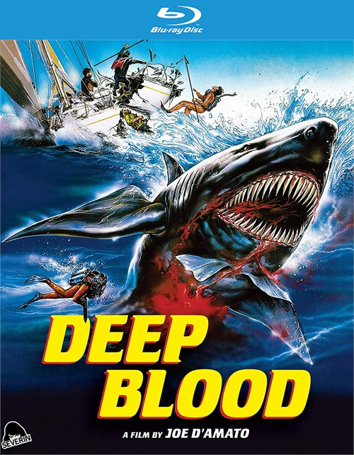 Deep Blood (Blu ray)