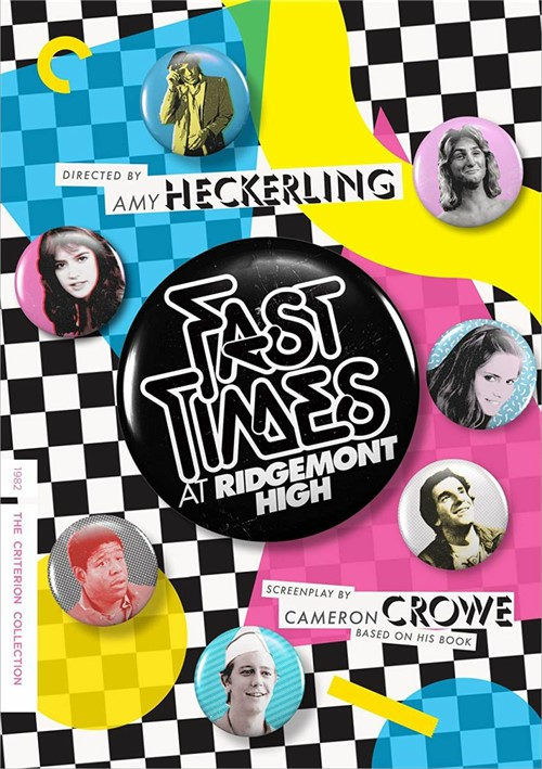 Fast Times at Ridgemont High (The Criterion Collection DVD)