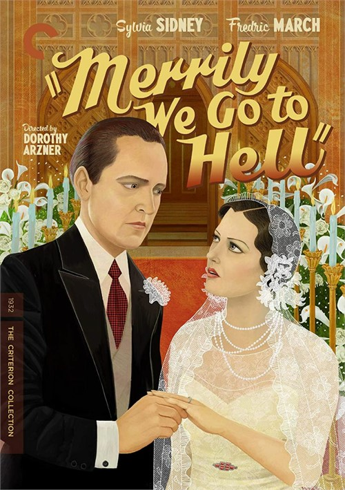 Merrily We Go to Hell (The Criterion Collection DVD)