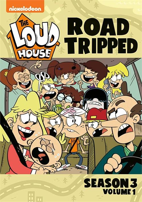The Loud House: Road Tripped! - Season 3, Volume 1