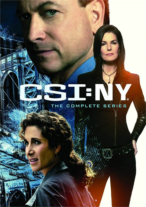 CSI: NY: The Complete Series