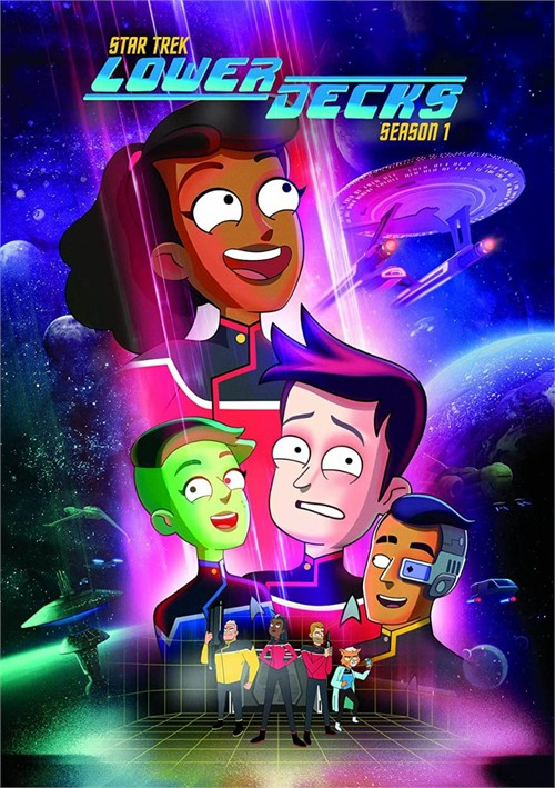 Star Trek: Lower Decks: Season 1 (DVD)