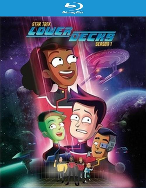 Star Trek: Lower Decks: Season 1 (Blu ray)