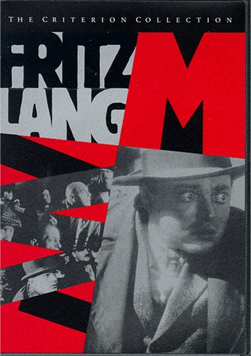 Fritz Langs: M: The Criterion Collection