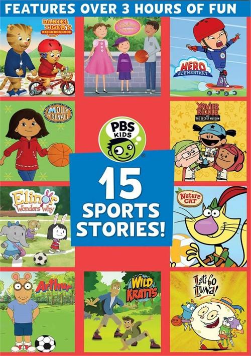 PBS KIDS: 15 Sports Stories