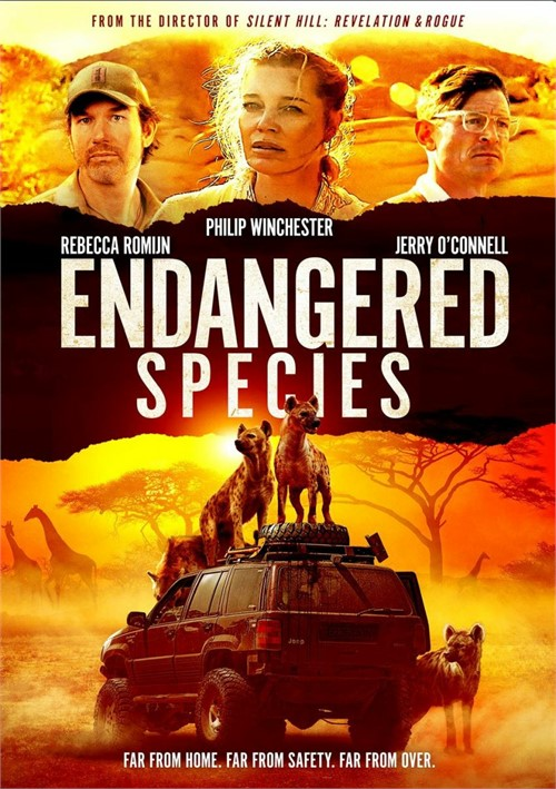 Endangered Species (DVD)