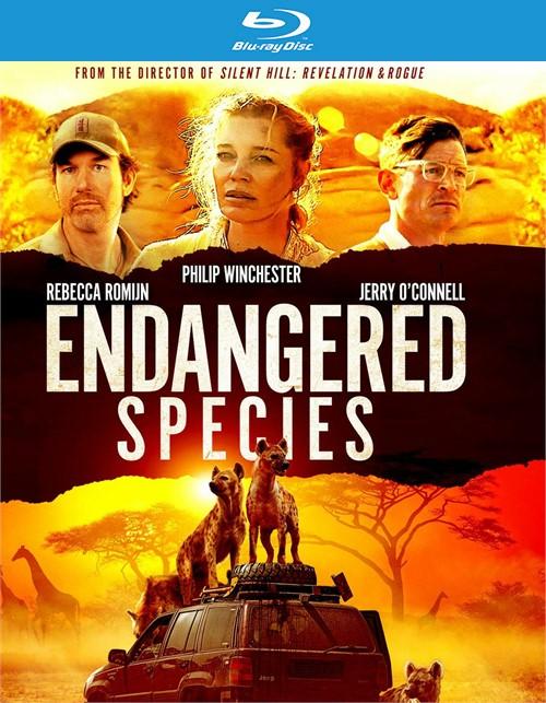 Endangered Species (Blu ray)
