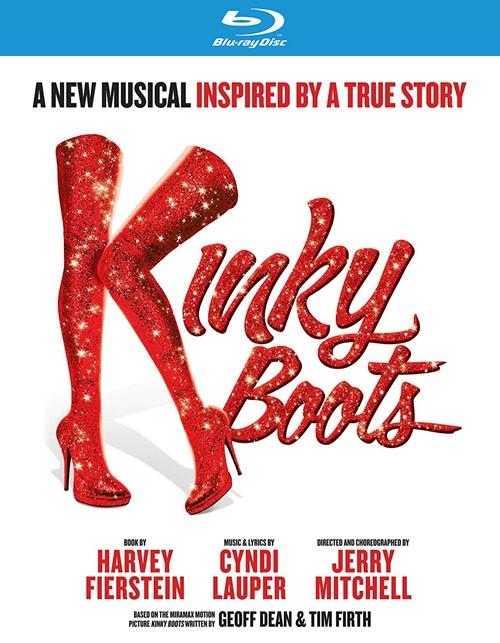 Kinky Boots (Blu ray)