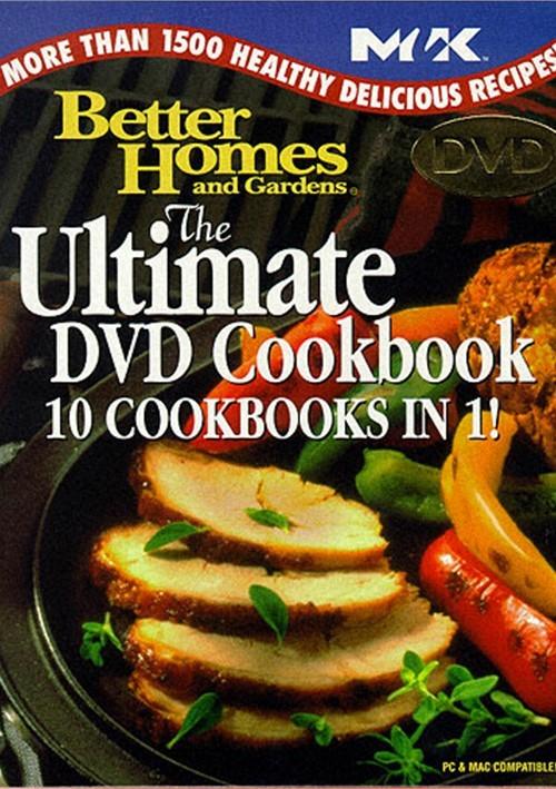 Ultimate DVD Cookbook