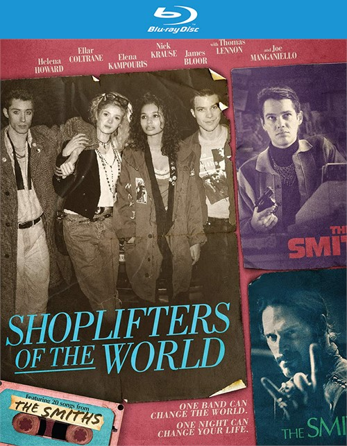 Shoplifters of the World (Blu ray)