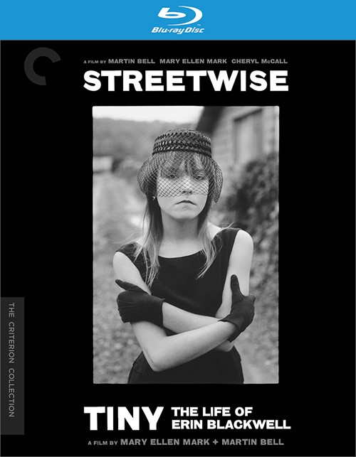 Streetwise / Tiny: The Life of Erin Blackwell (The Criterion Collection Blu ray)